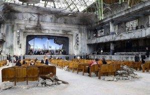Le théâtre destroy de Chanel !