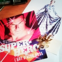 L'art d'Alex Ross !