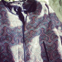 New Look Paisley Jacket !