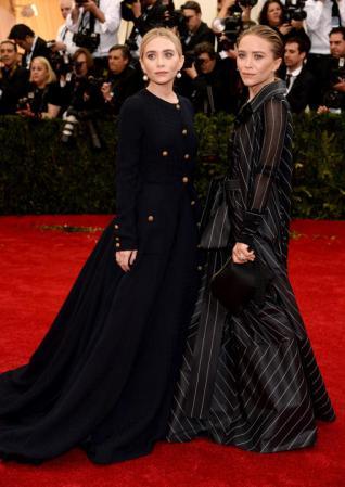 Les soeurs Olsen - Dimitrios Kambouris/Getty Images